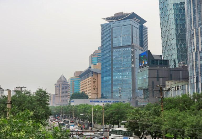grattacieli di sanlitun