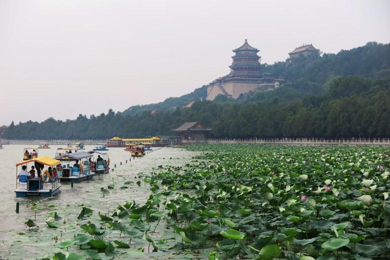 palazzo d'estate pechino