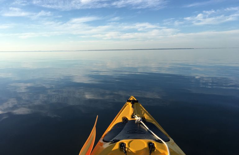 kayak-in-viaggio