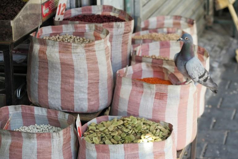 mercato di spezie tel aviv