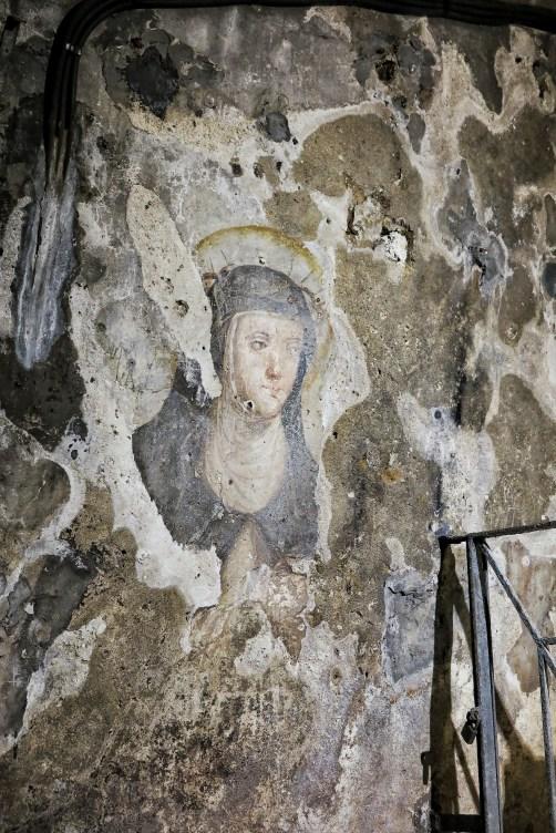 dettagli catacombe napoli