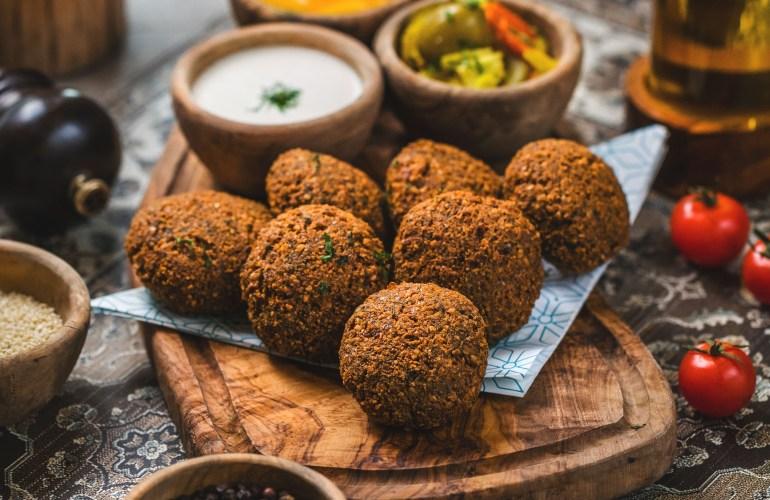 falafel tel aviv