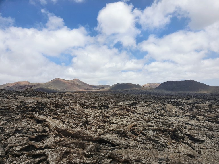 isola vulcanica canarie