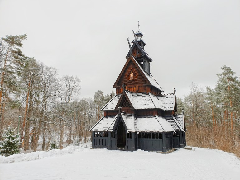 chiesa vichinga oslo