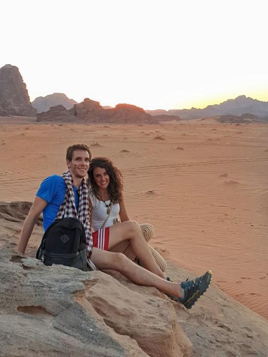 viaggio di gruppo in Giordania