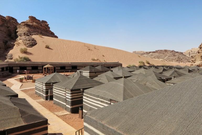 dormire nel deserto