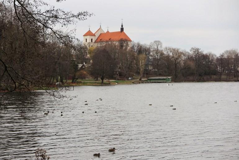passeggiata a Trakai