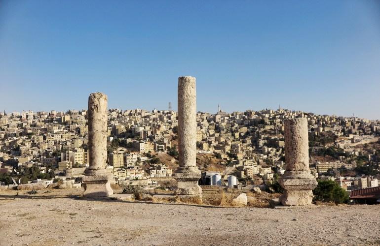 Amman cosa visitare