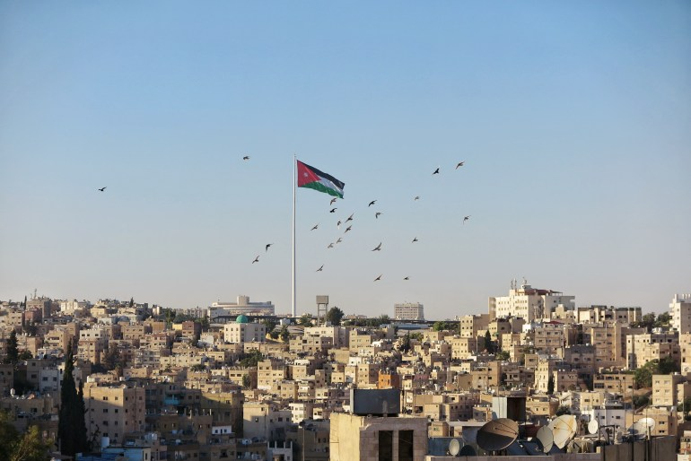 bandiera di Amman