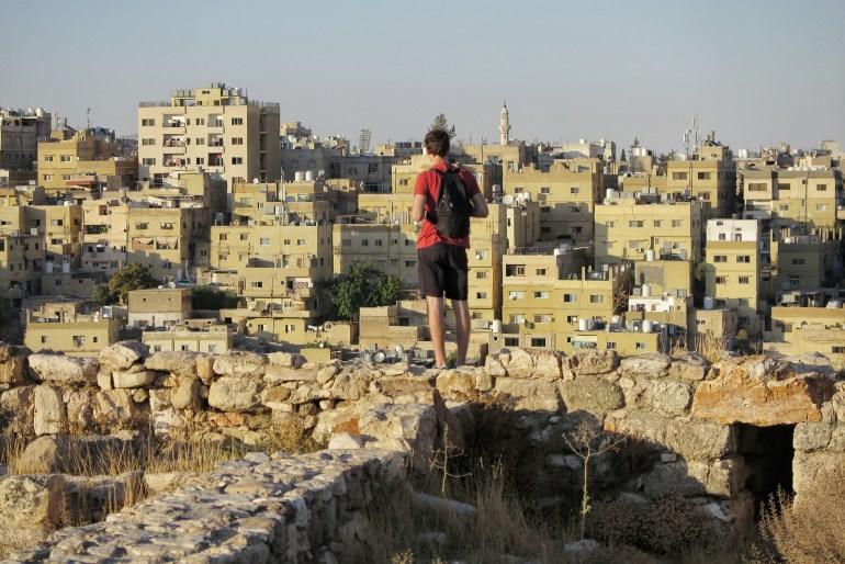 cittadella di Amman