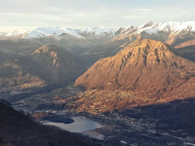 montagne di Como