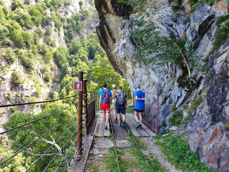 trekking in Valchiavenna