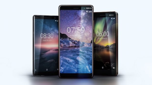 Nokia smartphones with Android One are all Android 9.0