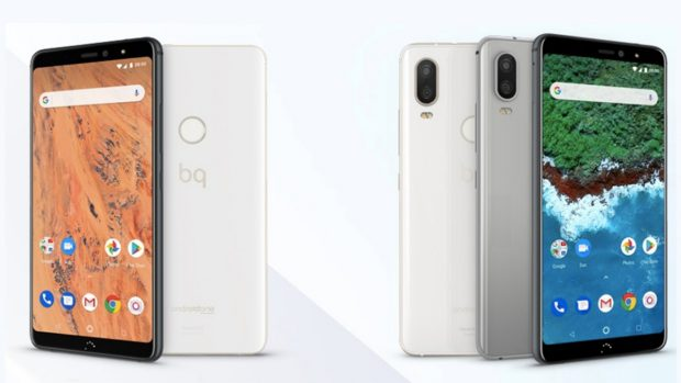 BQ relies on Android One and gives an update warranty Image BQ