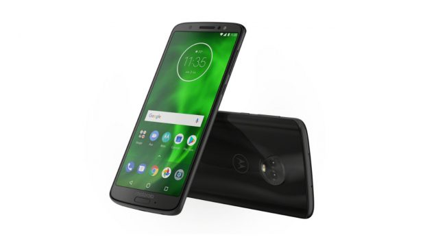 The Moto G6 receives Android Pie guaranteed Image Motorola