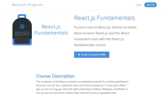 Reactjs Fundamentals