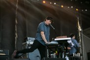 July, 22, 2016 - Oro-Medonte, Ontario, Canada: Candian rock band Wolf Parade reunites for a performance at WayHome Music & Arts Festival