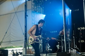 July, 23, 2016 - Oro-Medonte, Canada: Half Moon Run, from Montreal, perform at Wayhome Music & Arts Festival