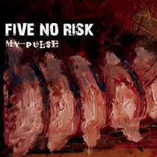 FIVE NO RISK MY PULSE ジャケット画像
