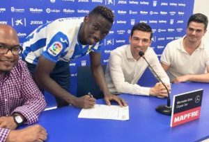 Omeruo moves to Club Deportivo Leganes
