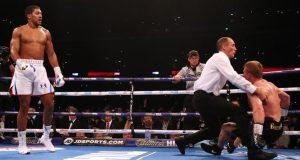 World heavyweight bout: How I finished Povetkin –Anthony Joshua