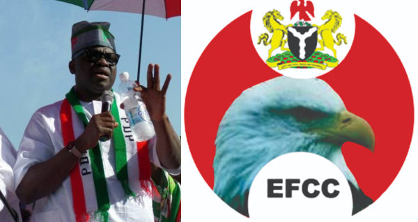 Watch list: Why we are after Fayose –EFCC