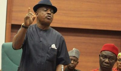 Secondus to IGP: Don't make policemen who invaded Clark's house scapegoats