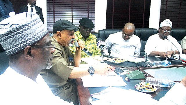 Strike: ASUU, FG meeting adjourned