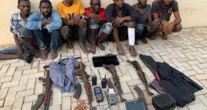 Boko Haram commander, Abdulmalik, seven others to be arraigned –Police