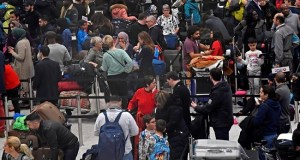 Gatwick drones: Two arrested over flight disruption