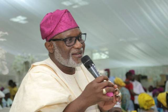 NYSC: We'll continue to reward excellence, hard work –Akeredolu