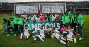 AWCON 2018: Buhari, Okowa praise Super Falcons for emerging champions