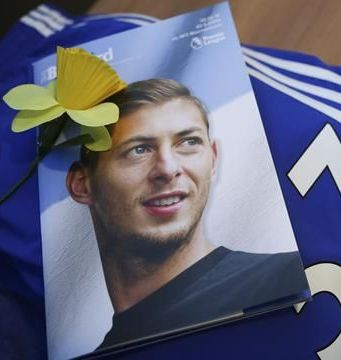 Sala: Body recovered from crashed plane