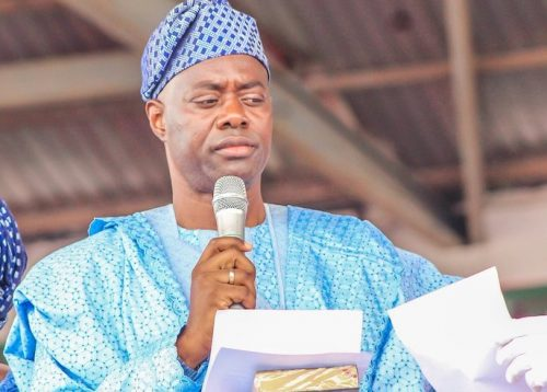 It's time to shun partisanship and fight insecurity in Nigeria -Makinde