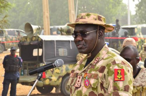 EndSARS: Violence across the country, plan to destabilise Nigeria -Military
