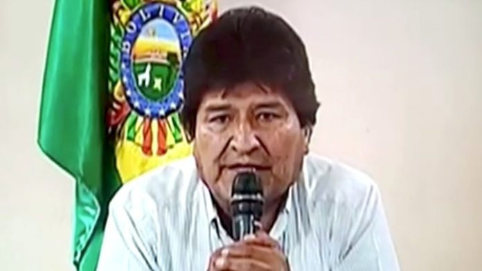 Evo Morales has accepted an offer of political asylum in Mexico a day after resigning as president of Bolivia amid election fraud protests.In a tweet, he said it hurt to be leaving Bolivia but he would return with more