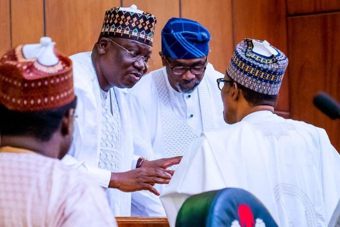 Buhari commends executive, legislative relationship