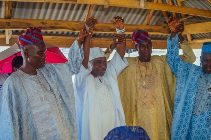 Ogunlana emerges Oba-Elect of Magbon Alade, Ibeju Lekki