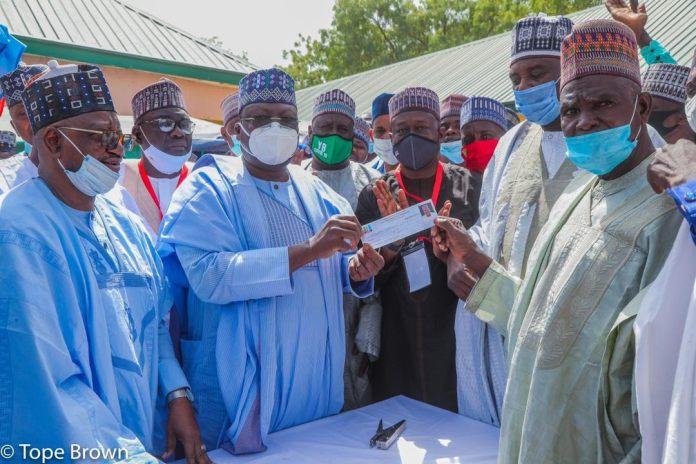 APC membership registration targeting 100m Nigerians –Lawan