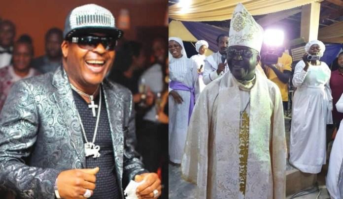 Nigerian music veteran Sir Shina Peters ordained as Bishop