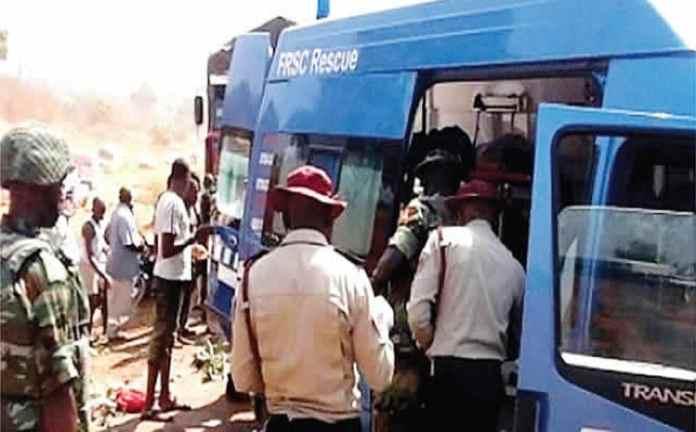 Nine die, 16 injured in Lagos-Ibadan Expressway accident