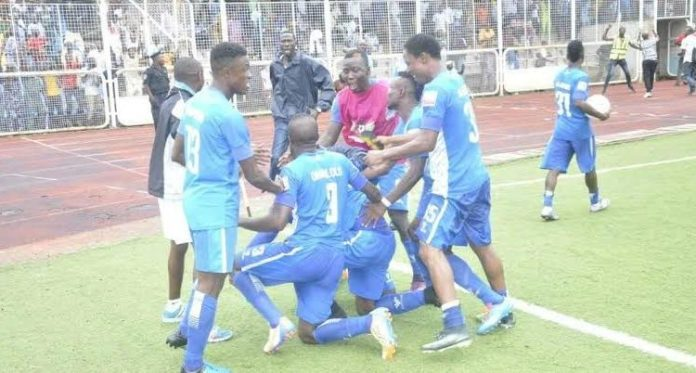 Go for glory, Makinde charges 3SC after win over Bendel Insurance