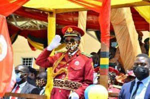 Amotekun: Oyetola inaugurates 360 officers, promises to ensure security