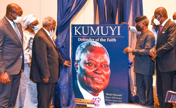 Kumuyi: Pay Pentecost Tax, Osinbajo charges religious leaders