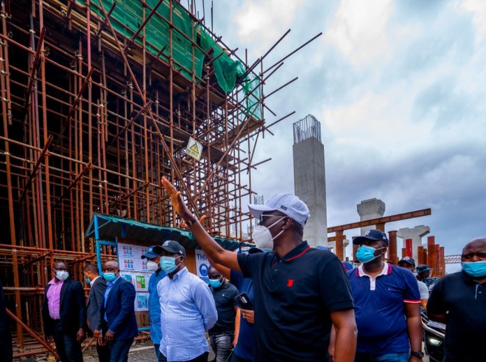 We'll complete Red, Blue Line train projects as promised -Sanwo-Olu