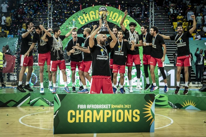 Tunisia beat Cote d'Ivoire to successfully defend Afrobasket title