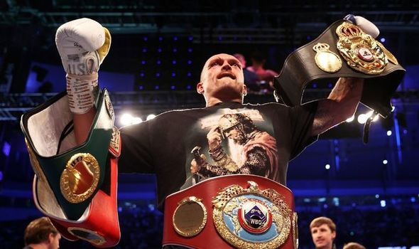 Anthony Joshua loses world boxing heavyweight championship to Usyk