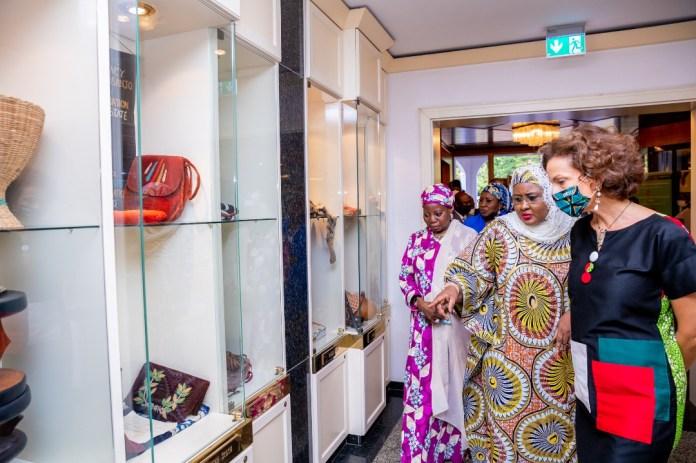 Aisha Buhari commends UNESCO over women education
