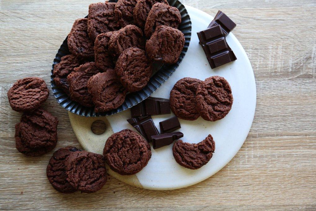 Gluten-free & Vegan Ice box Cookies