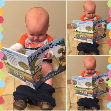 Potty Training at 10 Months